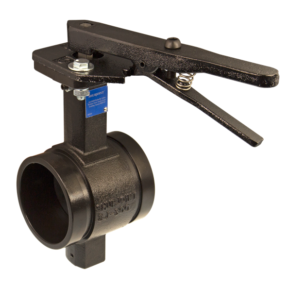 image for SJ-300N-L Butterfly Valve