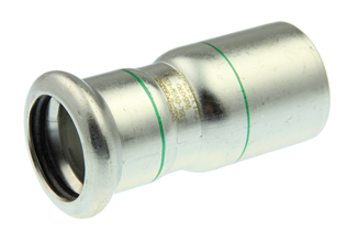 VSH XPress Stainless reducer (male x press)