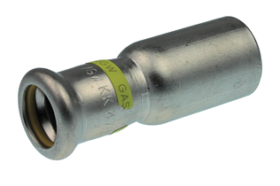 VSH XPress Stainless Gas reducer (male x press)