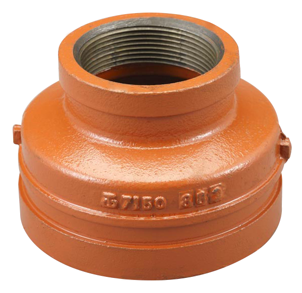 image for 7150F Grooved reducing socket